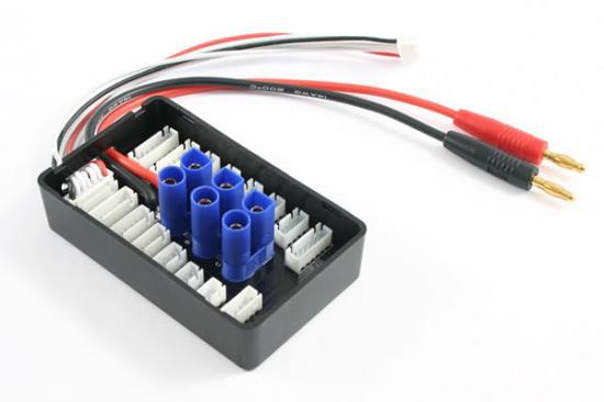 Parallel Charging Board (Paraboard) - EC5 / XH