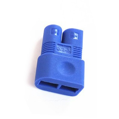 EC3 Male to Traxxas Female One Piece Adapter