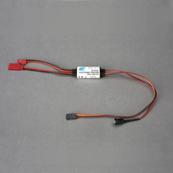 Optical Ignition Kill Switch