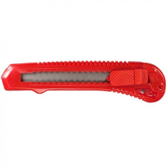 Excel K13 Plastic 18mm Craft Knife - Red
