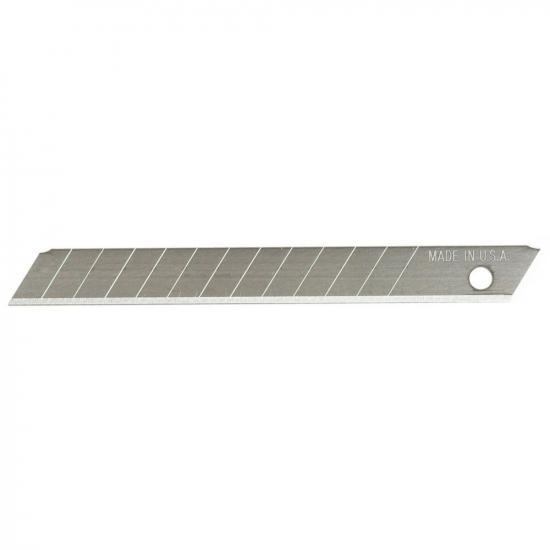Excel 9mm, 13pt Snap Blade (5pcs) (Carded)