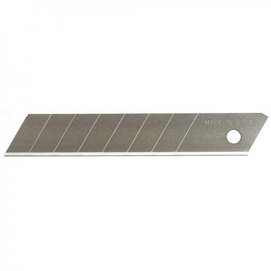 Excel 18mm, 8pt Snap Blade (5pcs) (Carded)