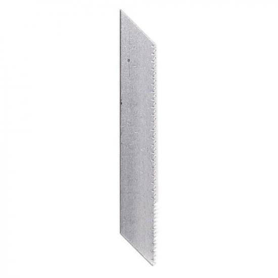 "Excel #13 Fine Saw Blade, Shank 0.25"" (0.58 cm) (5pcs) (Carded)"