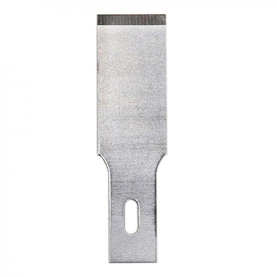 """Excel #18 1/2in Chisel Blade, Shank 0.345"""" (0.88 cm) (5pcs) (Carded)"""