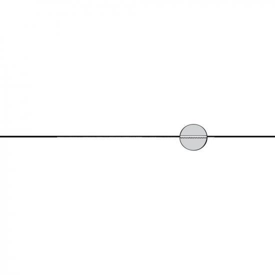 Excel #2/0 Saw Blades, 65 Teeth/Inch (25.6 TPC) (12pcs) (Carded)