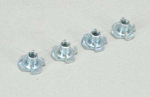 Irvine Blind Nuts - 5mm (Pk4)