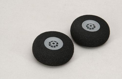Foam Wheel - 52mm/2   (Pk2)