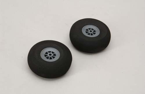 Foam Wheel - 64mm/2-1/2 (Pk2)