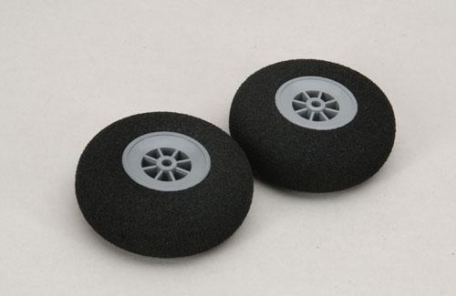 Foam Wheel - 70mm/2-3/4 (Pk2)