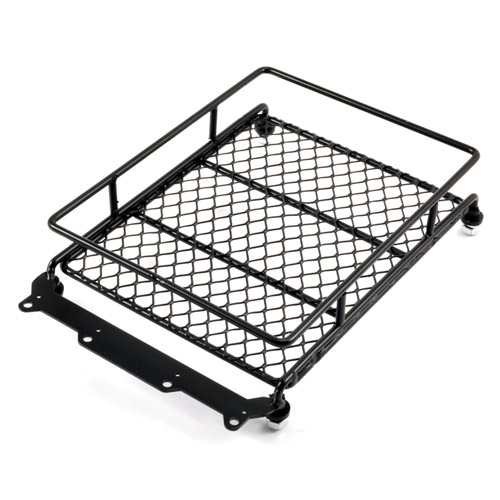 Fastrax Large Aluminium Luggage Tray 10Cm(W)X15Cm(L)