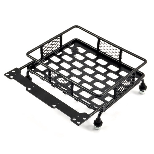 Fastrax Small Aluminium Luggage Tray 10Cm(W)X11Cm(L)