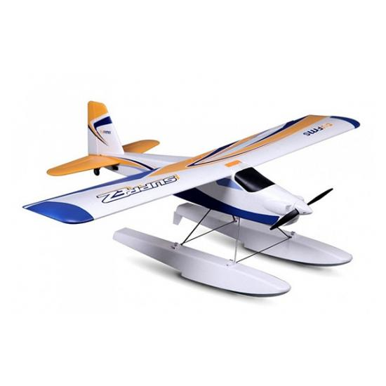 FMS 1220mm Super EZ Trainer V3 With Floats + Wheels - ARTF