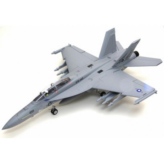 FMS 875mm F/A-18F 70mm EDF ARTF - Grey