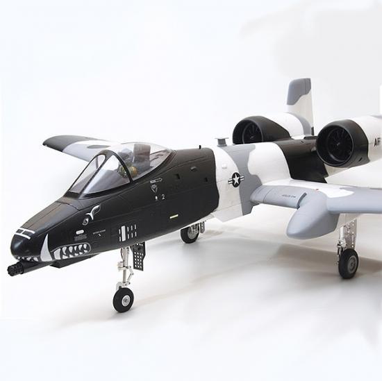 FMS A-10 Warthog Twin V2 EDF 1500mm - ARTF