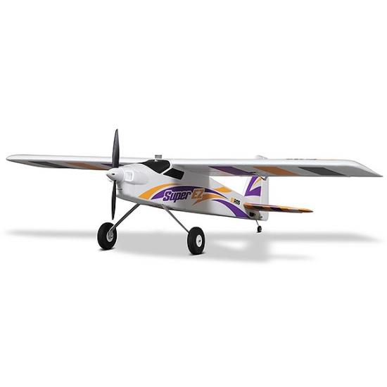 FMS 1220mm Super EZ Trainer V4 With Floats + Wheels + Reflex Gyro - RTR