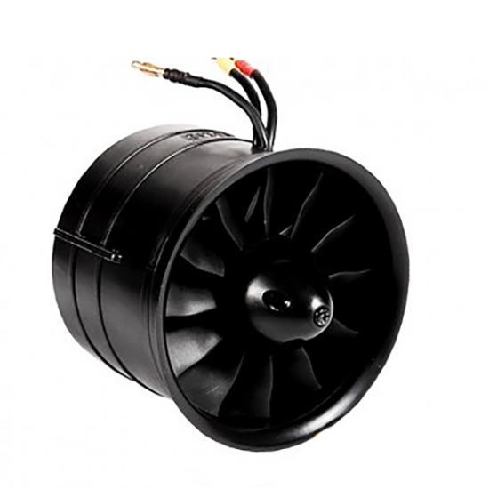 FMS 90mm Ducted Fan System 12-Blade W/3546-Kv1900 Motor