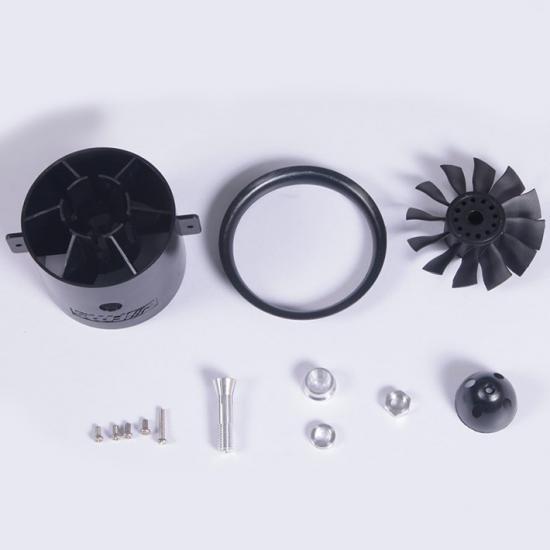 FMS 70mm Ducted Fan Unit (12-Blade)