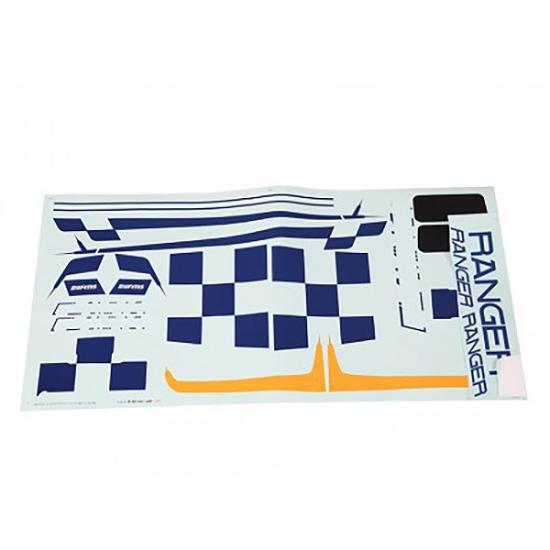 FMS Ranger Sticker Set