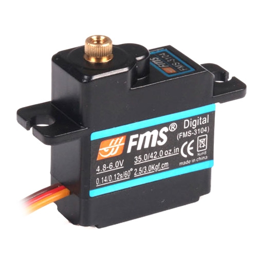 FMS 17G Digital Metal Gear Servo (F3A)