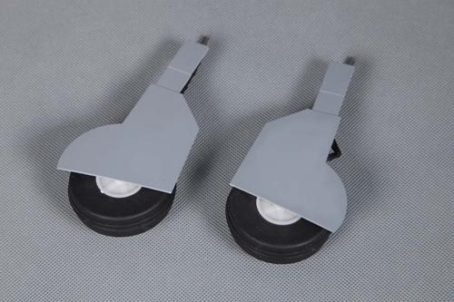 FMS 1M Ki61 Main Landing Gear Set