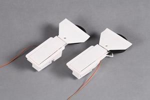 FMS T28 Trojan (1.4M) Main E-Retract Landing Gear -Red