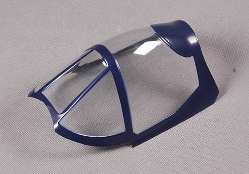 FMS 1700mm F4U Plastic Canopy (Blue)