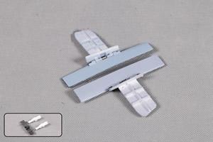 FMS P51B Rear Landing Gear Door