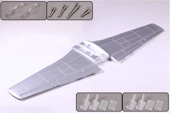 FMS P51 V7 Bbd Main Wing Set