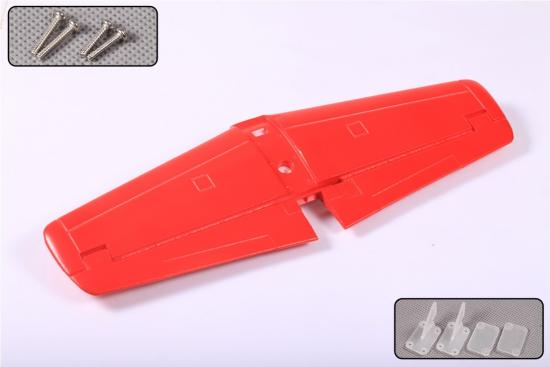 FMS P51 V7 Red Tail Horizontal Stabilizer