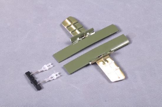 FMS P51 V7 Gun Fighter Rear Landing Gear Door