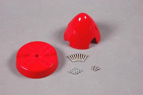 FMS P51 V7 Red Tail Spinner