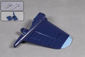FMS F4U-4 Corsair V3 (1.4M) Vertical Stabiliser