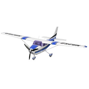 FMS Cessna 182 Sky Trainer 1400mm - RTF With Reflex