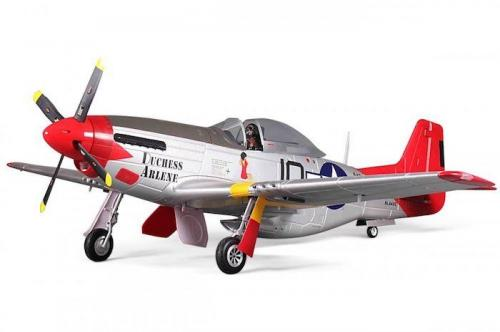 FMS P51 Mustang - Red Tail V8