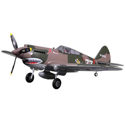 FMS P-40B Flying Tiger High Speed 980mm - ARTF