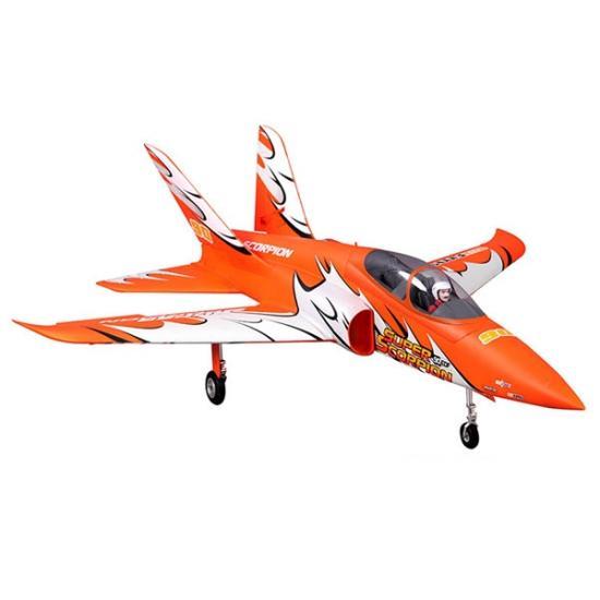 FMS Super Scorpion 90mm EDF - ARTF - Orange