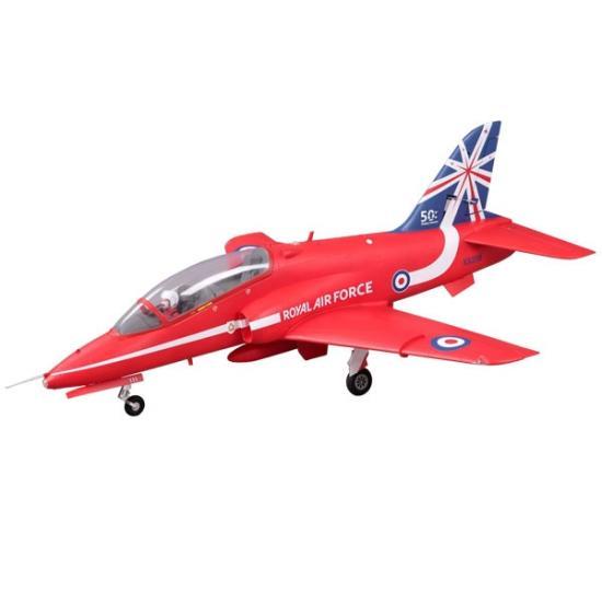 FMS BAE Hawk RAF Red Arrows EDF - ARTF