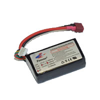 FMS Lipo Battery 1300Mah Lipo 11.1V 20C