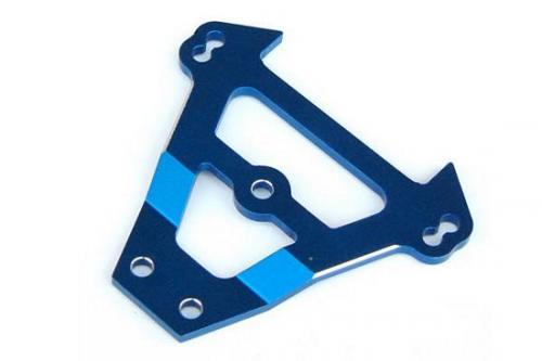 Revo Blue Front Bulkhead Tie Brace W/Screw ** CLEARANCE **