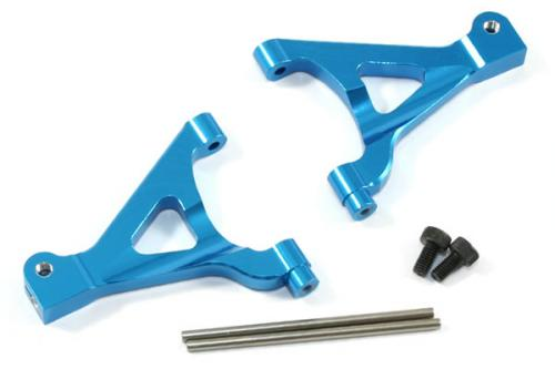 Aluminium Front Upper Arms for Traxxas 1/16 Slash ** CLEARANCE **
