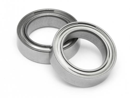 5x10x4mm Ball Bearing (2pcs) Steel Shielded
