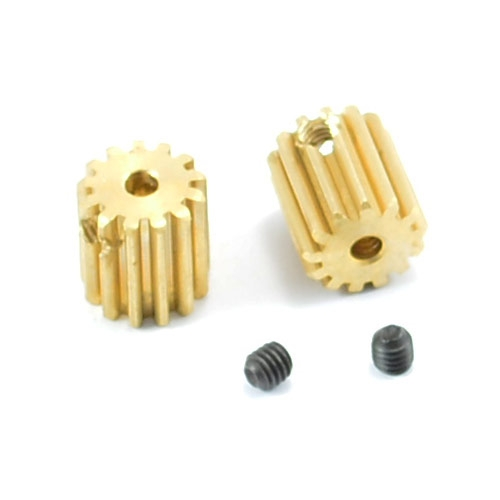 FTX Surge Brushed Motor Pinion Gears 13T (2)