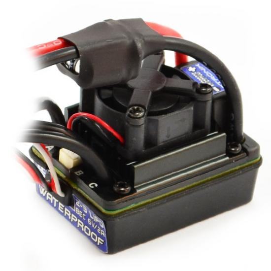 FTX Viper Splash Resistant Brushless Esc (60A) W/T Plugs