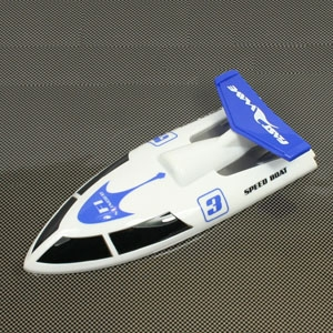 Fastrax Fastwave F1 Stingray Cover - Blue