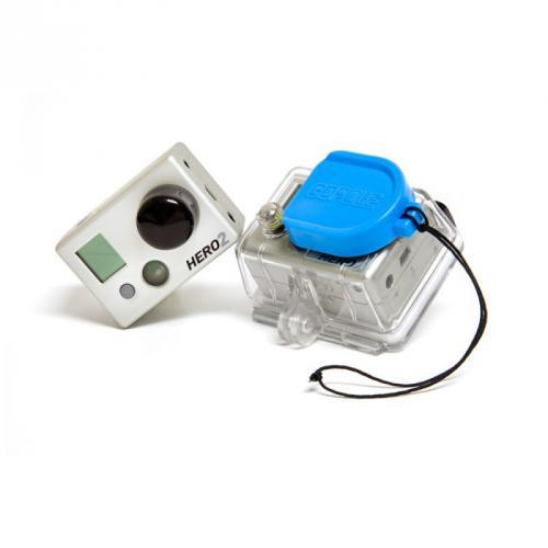 GoPole Lens Cap Kit for Hero1 / Hero2 ** CLEARANCE **