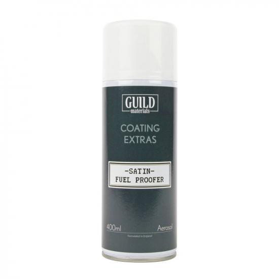 Guild Materials Satin Fuelproofer (400ml Aerosol)