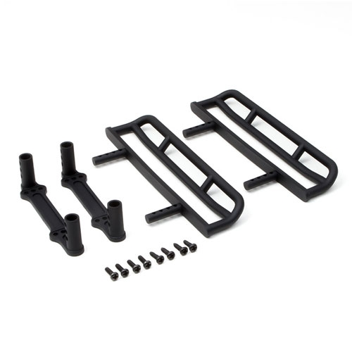 Rock Sliders (2) For GMade Gs01 Chassis