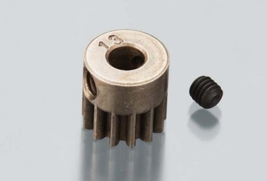 ARAC7995 Arrma 0.8 Mod 3.2mm Bore Pinion Gear - 13T