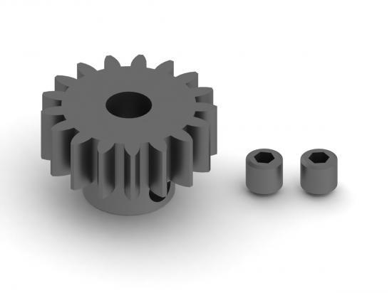 ARAC7778 Arrma 17T Mod1 Pinion Gear (1Pc)