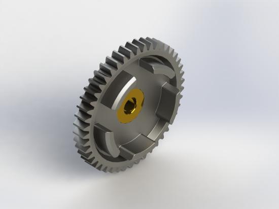 ARAC9249 Arrma Spur Gear Mod1 46T (1Pc)